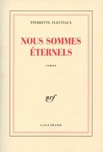 Nous_sommes_eternels_Gallimard